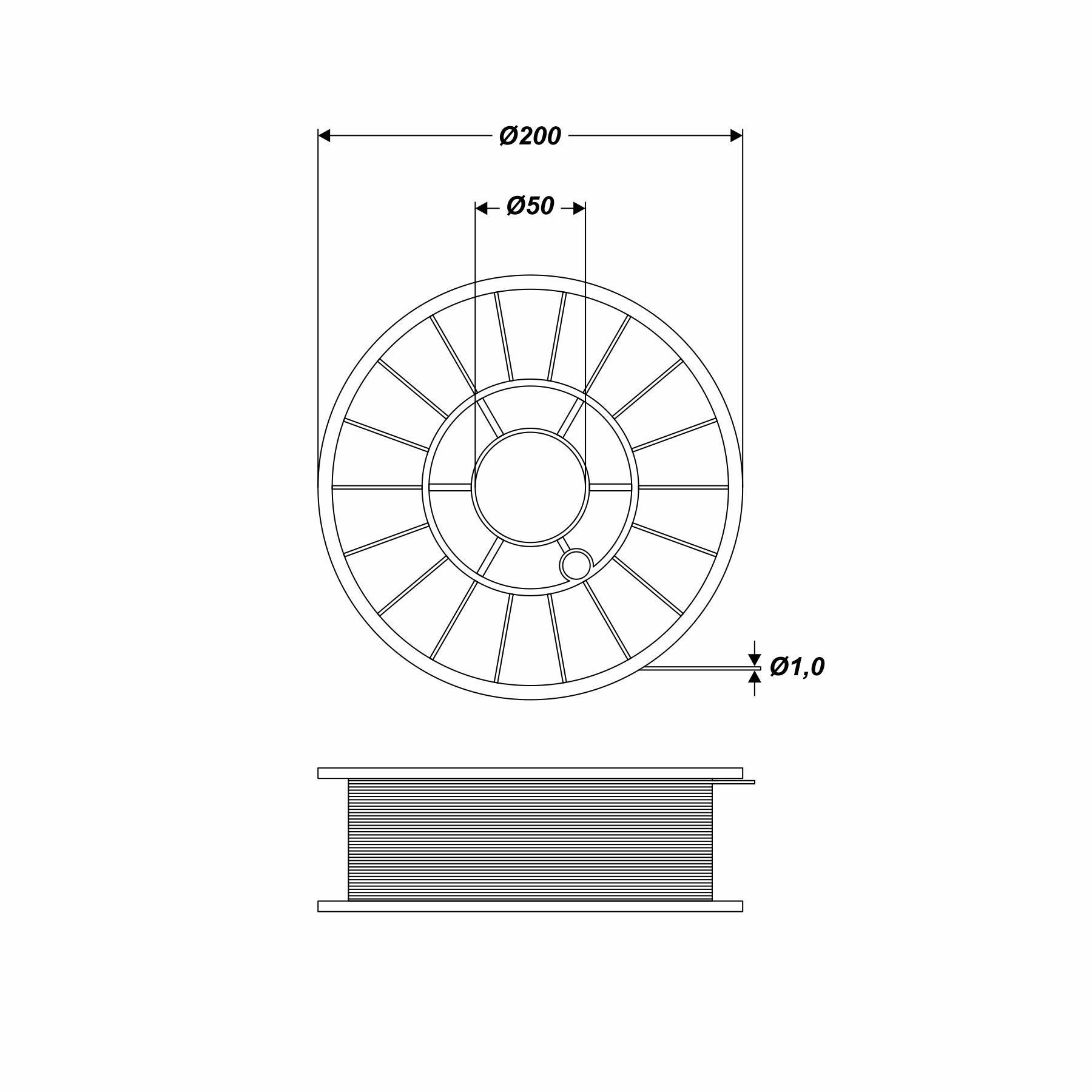 1 Rôle sg2 x 1,0 mm soudage fil 5 kg 20 cm-MIG MAG soudage débosselage Fil