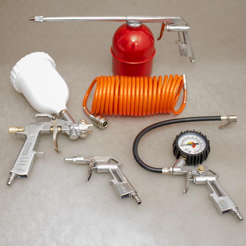 Druckluft Werkzeug Ausblaspistole Druckluftpistole Pressluft Blaspistole Gu K1R3