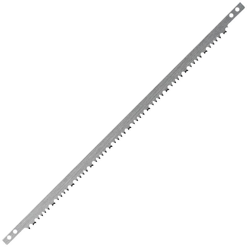 Bügelsäge Sägeblatt 610 mm für Handsäge Brennholz Holz Grobschnitt Grünholz
