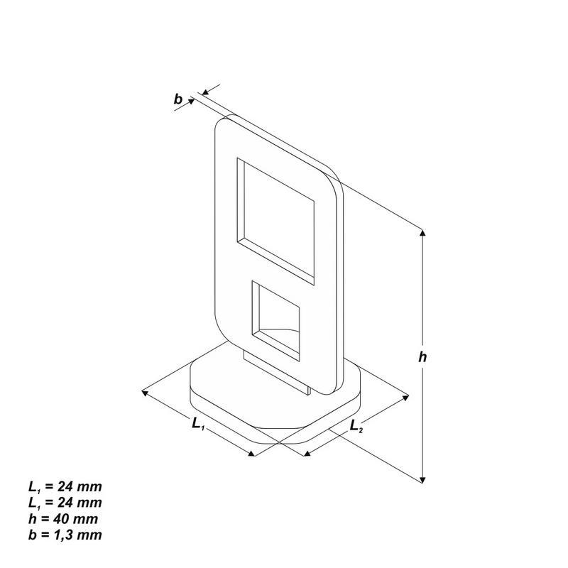 1600 st zuglaschen fliesenverlegung fliesen verlegehilfe nivelliersystem laschen ebay. Black Bedroom Furniture Sets. Home Design Ideas