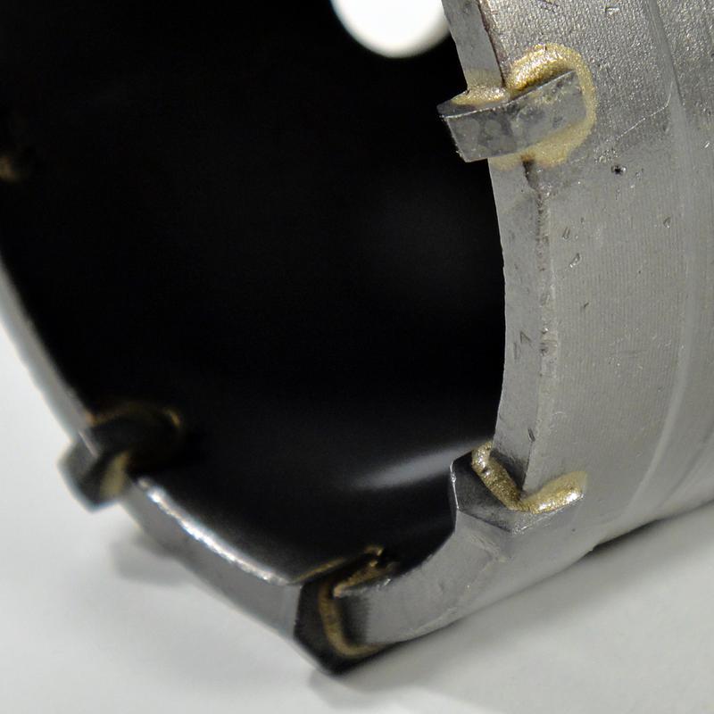 hm bohrkrone 65 mm lochs ge dosenbohrer f r beton mauerwerk naturstein ebay. Black Bedroom Furniture Sets. Home Design Ideas