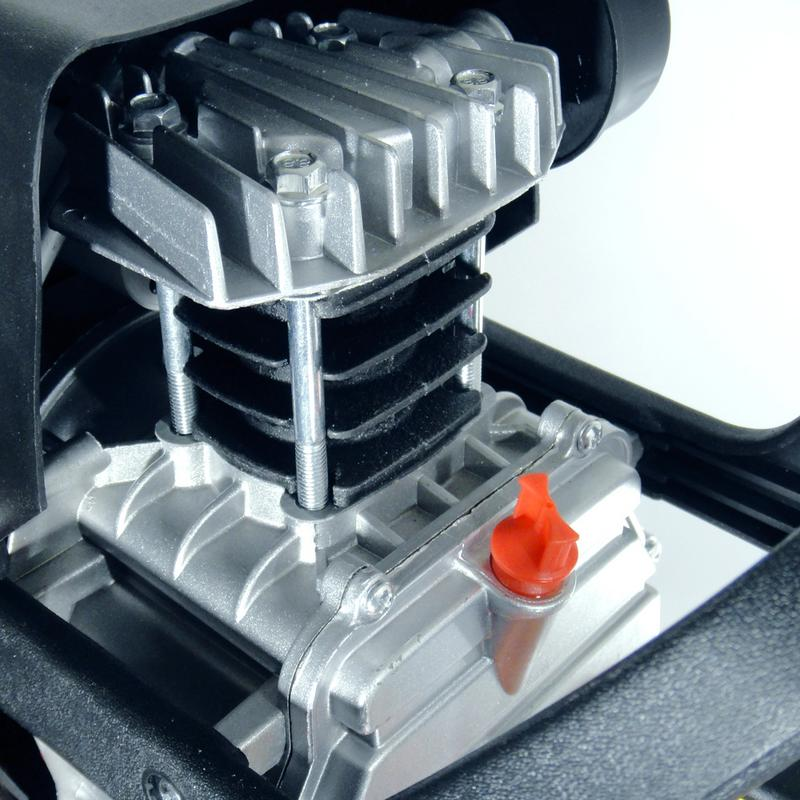 druckluftkompressor 1500 w 2 0 ps 50 liter kompressor mit l druckluft werkstatt ebay. Black Bedroom Furniture Sets. Home Design Ideas
